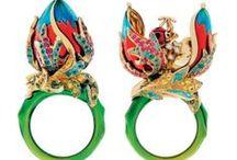 ☆ Jewelry £ov♡ / Gorgeous jewelry designs / by joyann nelson