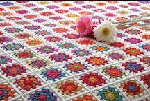 crafty crochet ...... / by Irene Hartup