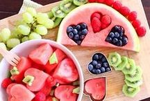♨ Frutta - Merende light ♨