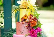 Wedding Cakes / Inspiration for the bride to be!!