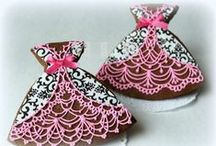 Creative Cookies / Just look what you can do with a cookie!!