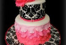 Ruffle & Petal Cakes