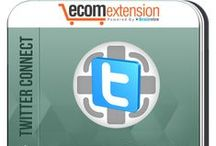 Magento Twitter Connect / Magento Twitter Connect Professional is the updated version of Twitter Connect Extension, which allows users to promote their products & services on Twitter.