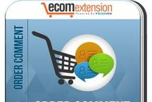 Magento Order Comment / Order Comment Extension for Magento enables the customers to add comments, instruction and special requests on the go while purchasing product of their choice.