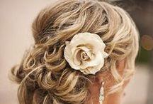 ∞ Wedding Dream: Bridal Bouquet - Hair - Makeup - Nails ∞