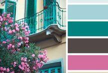 Palettes ~ Colour