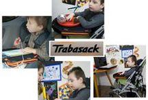 Ausili per bambini con disabilità / Ausili vari per migliorare la vita e il confort dei bambini con disabilità