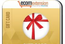 Magento Gift Card Extension / The Magento Gift Card Extension allows you to buy online gift cards for your friends and family.