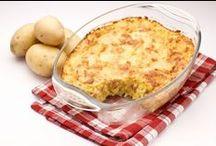 ♨ Secondi vari di verdure e formaggi ♨