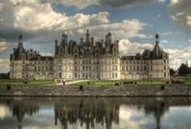 Châteaux  de France.... / Châteaux,  Demeures prestigieuses, Hôtels  particuliers... / by D. Marie Jo