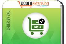 Magento Order By Sku Extension / One of the best ways to order the products online easily and quickly is with the help of Order by SKU extension for Magento. It lets you add the items in the cart by their SKU.