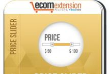 Magento Price Slider Extension / Price Slider Extension for Magento facilitates users to see products in a certain range of price as per their choice.