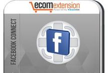 Magento  Facebook Connect Extension / The Facebook Connect Extension enhances customer experience by allowing them to login to your online store via their Facebook login details.