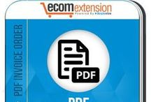 Magento PDF Invoice Order Extension / PDF Invoice order extension for Magento is one of the best ways you can create customized invoice, order and credit memo and then print it or mail it to the respective customers.