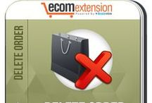 Magento Delete Order Extension / Delete Order Extension for Magento allows you to delete the order in the online store. This extension simplifies the way of deleting order via an Action drop-down box.