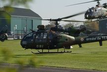 Gazelle Helicopter 50th Anniversary