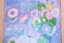 retro fashion scarves & textiles / vintage fashion, scarves & textiles inspiration