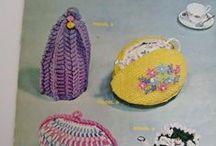 yarn knit & crochet / inspiration from vintage & retro knitting & crochet and yarn crafts