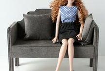 "furniture for 16"" dolls"