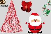 Christmas Vector / Free Download Christmas Vector Graphics Files