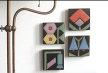 tiles we've made / Tiles we've made over the years that are not currently in production. From time to time, we may bring some of these images back as other products.