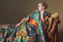 kimono w sztuce zachodu - kimono in western art / sztuka zachodu | western art | kimono | Japonia | Japan
