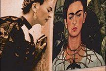 #42 Frida Kahlo / The History Chicks Podcast, Episode 42