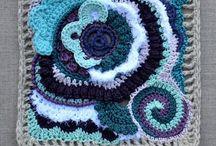 De Tejer. Punto, ganchillo, crochet y telar / by A PradiS
