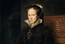 #30 Queen Mary I / The History Chicks Podcast, Episode 30