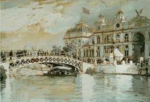 Chicago World's Fair 1893