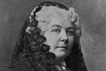 #36 Elizabeth Cady Stanton / The History Chicks Podcast, Episode 36