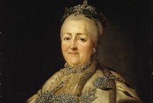 #61 and #63 Catherine The Great / Photos and links to accompany Episode 61 and Episode 63 of The History Chicks podcast
