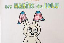 Un jour un livre / Sélection de livres pour enfants - tout-petits, enfant de maternelle, primaire, etc... - nos livres préférés et une sélection de l'école des loisirs -