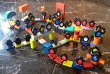 Un jour une construction / Sélection de jeux de construction qui plaisent aux enfants. #jeudeconstruction #jouetdeconstruction #tour #jeuenfant