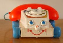 Un jour un jouet vintage / Sélection de beaux jouets vintage qu'on aimerait tous avoir chez nous ! #jouetvintage #vintage #oldschool #jouetancien