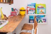 Un jour une déco chambre des enfants / Des idées design pour décorer et aménager la chambre des enfants #déco #design #childrensroom #chambre #enfant