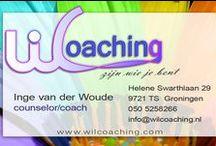 SPREUKENposters WILcoaching.com / zelf gemaakte posters met spreuken