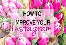 Mastering Instagram / Instagram is the hottest social media app out there these days! If you need Instagram ideas or tips & tricks, this board is the place to go to become an Instagram Master!