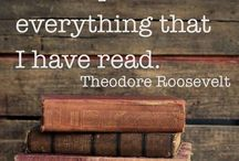 Literary Quotes / Books books and more books.