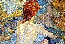 Henri de Toulouse Lautrec / Post-Impressionist French Art