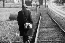 Hobos, Trains