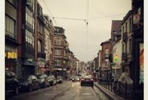 Uccle - Cavell village