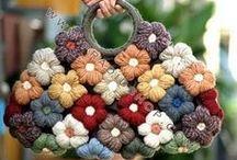 crochet # bag