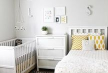 Luxury Nursery Design / Baby nursery inspiration. We feature real Calgary nursery's whenever we can! Submit yours to info@chinookcitydoulas.com.