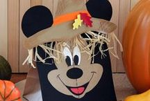 Un jour un Disney / Des idées d'activités créatives et manuelles à faire avec les personnages Disney.
