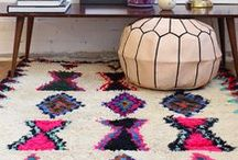 Affordable Rugs / Make your own beautiful DIY Rugs for your Home Decor Space on a budget. If that is not case you can also buy these Affordable Rugs to brighten up your space.