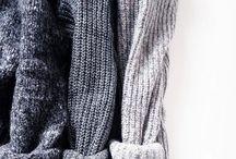 S t y l i n • Big Sweaters & Cardigans