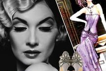 'Jazz Deco' Fragrance Trend 2016 / In keeping with our trendy tradition, we are pleased to reveal our Trends campaign for 2016. With inside information from the fashion and fragrance industry, we know what will be hot in 2016. We have created three new women's Parfum fragrances, plus three Candle fragrances, which match the emerging fashion trends for the upcoming season.