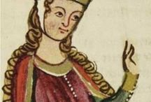 #86 Eleanor of Aquitaine / Media to accompany Episode 86 of The History Chicks Podcast