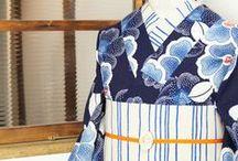 Yukata / #yukata #kimono #summer #japan #tradition